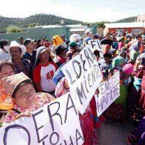 El hambre marcha en Chihuahua
