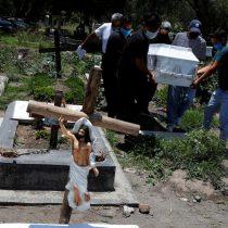 Rebasa México las 72 mil muertes por Covid