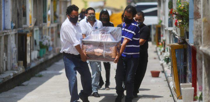 México suma 697 mil casos de Covid-19