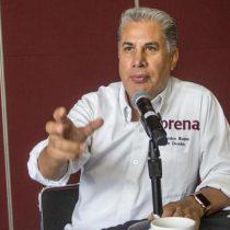 Díaz Durán deja elección interna de Morena