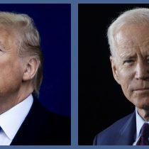 Trump y Biden se miden este martes en Ohio en el primer debate presidencial