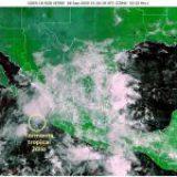 Tormenta tropical 'Julio' se acerca a costas de Jalisco