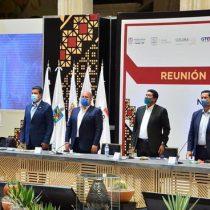 Gobernadores de la Alianza Federalista anuncian que se salen de la Conago