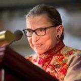 Murió Ruth Bader Ginsburg, jueza de la Corte Suprema de EU