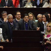 "Llama Brasil Acosta a un ""Frente nacional contra la dictadura en México"""