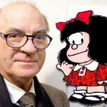 Fallece a los 88 años el caricaturista Quino