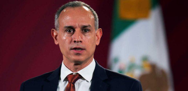 Senadores del PAN denuncian por negligencia a López-Gatell ante la PGR