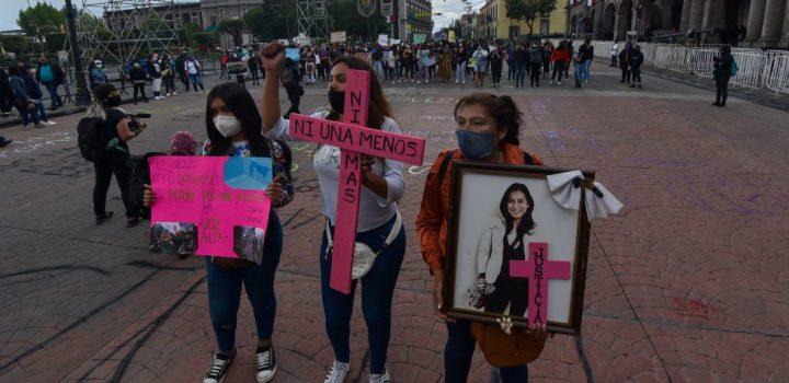 2019, el año con más asesinatos de mujeres en México desde 1990: Inegi