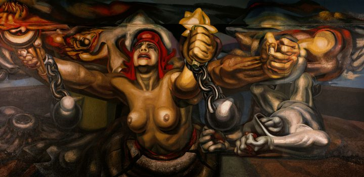 ¡Arte y cultura para romper las cadenas!