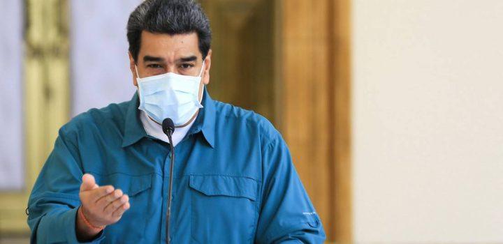 """Maduro va por """"reconciliación nacional"""" en Venezuela"""