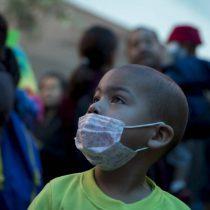 Niños piden #QuimiosYa