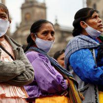 Municipios indígenas resienten contagios