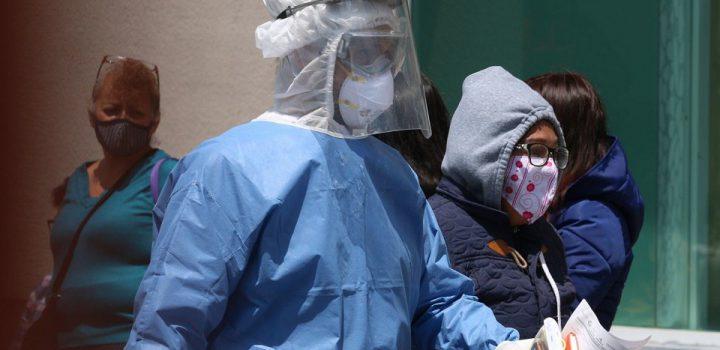 México rebasa las 65 mil muertes y los 600 mil contagios por Covid-19