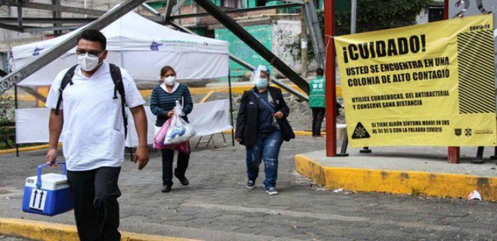 CDMX tiene 58.4% de exceso en mortalidad entre ciudades del mundo
