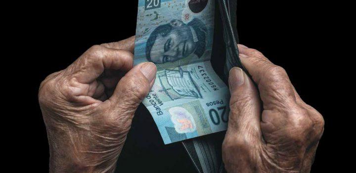 Salarios se reducen 20% en la pandemia