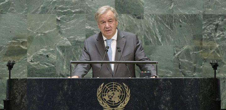 El populismo y el nacionalismo han fracasado para contener el coronavirus: ONU