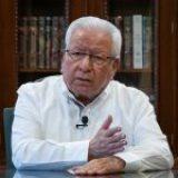 Gobierno de Morena no es heredero de las transformaciones políticas de México: Aquiles Córdova