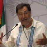 """Noroña acusa """"operación de Estado"""" para que el PRI dirija la Cámara de Diputados"""