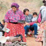 Rarámuris, los otros golpeados por la crisis de agua en Chihuahua