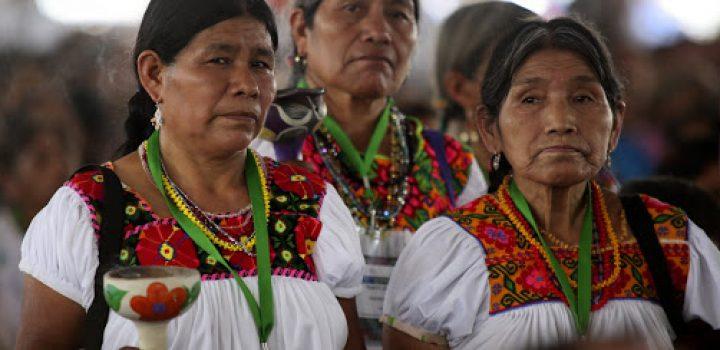 El pueblo indígena en el olvido
