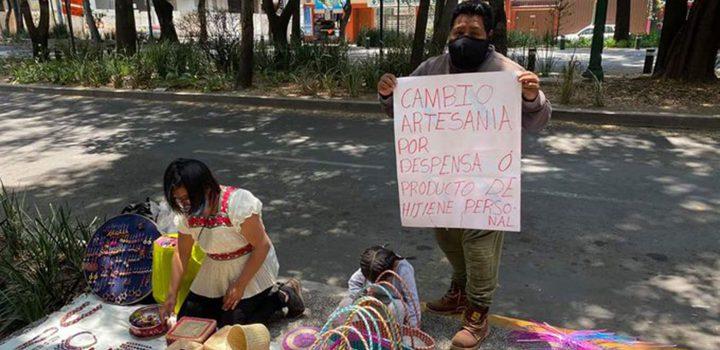 Alto riesgo de sufrir afectaciones en ingresos de los capitalinos por pandemia