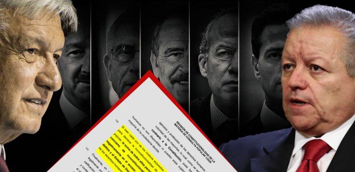 La democracia se descarriló; SCJN, sometida a una tiranía