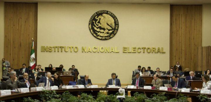 INE prevé realizar tercera encuesta para la presidencia de Morena del 16 al 22 de octubre