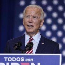 Biden aventaja a Trump 10 puntos según la encuesta de Reuters-Ipsos