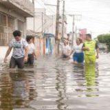 Inundaciones afectan a 500 mil en Tabasco