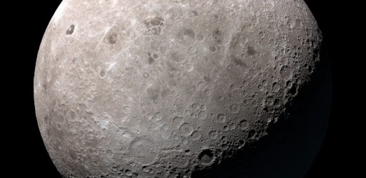 NASA encuentra agua congelada en la Luna