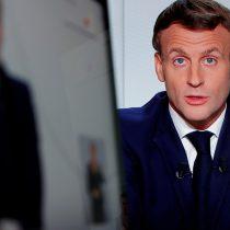 Macron anuncia  nuevo confinamiento en Francia