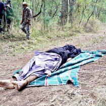 Marinos ejecutan a cuatro personas en Puebla