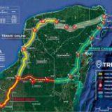 Dividen en 3 licitaciones tramo 5 del Tren Maya