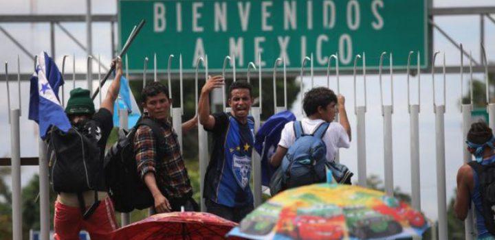 Con pandemia, han sido detenidos más de 50 mil migrantes en México