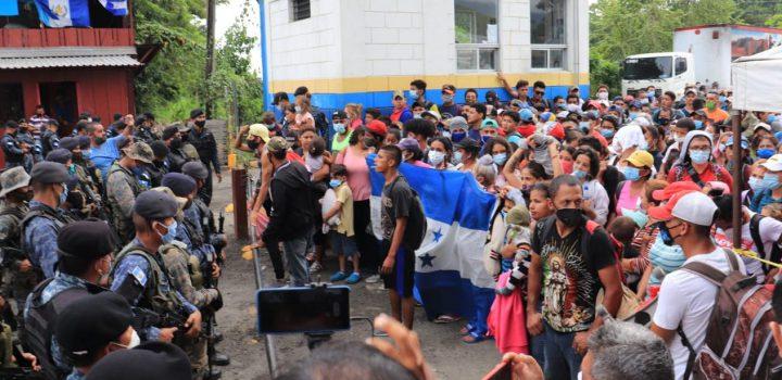 Se acerca nueva caravana migrante