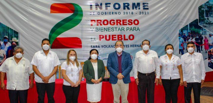 """""""Por cuestiones políticas, Barbosa bloquea recursos a Tecomatlán"""""""