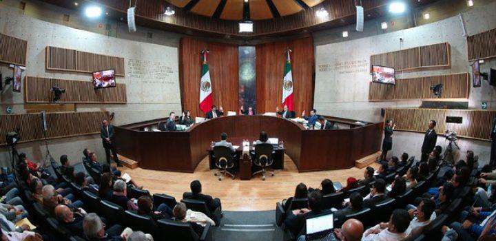 Suspende TEPJF sesión donde abordaría encuesta para renovar dirigencia de Morena