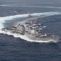 Venezuela denuncia buque de EU en sus costas