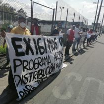 Antorchistas anuncian manifestación en la Magdalena Contreras