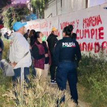 Alcalde de Ecatepec detiene a ciudadanos que denunciaban su mala gestión