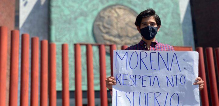 """""""Con fin de fideicomisos se declara la 4T enemiga de la juventud, progreso y educación"""": Guillermo Ruíz Tomé"""