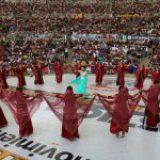 Folclor internacional, aliento para México