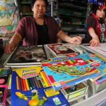 Cierre de escuelas hunde al sector papelero y de artículos escolares