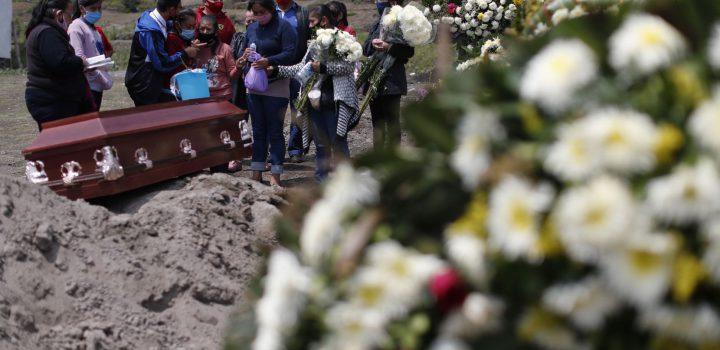 México tiene la mayor tasa de letalidad entre los países con más casos de Covid