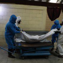 Rebasa México las 78 mil muertes por Covid-19