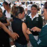 Roban al IMSS más de 10 mil dosis de vacuna contra la influenza