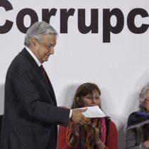 ¿Cuál lucha anticorrupción?