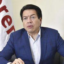 Mario Delgado da positivo a Covid-19