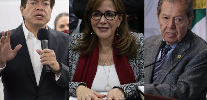 Se cierra contienda por dirigencia de Morena, Gibrán adelanta fraude