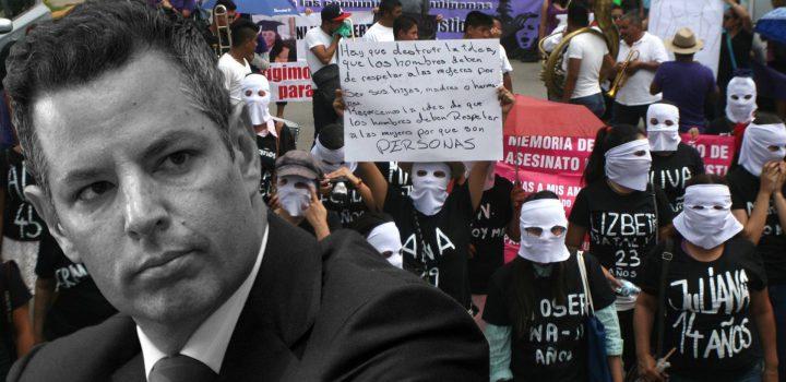 Mujeres exigen justicia en UNISTMO ante indiferencia de Alejandro Murat